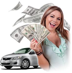 Кредит под залог авто без проблем