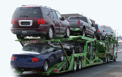 Импорт легковых машин