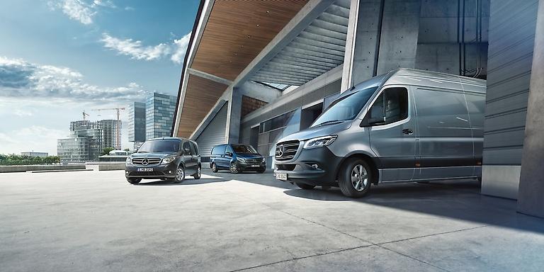 Январьский рынок новых коммерческих машин