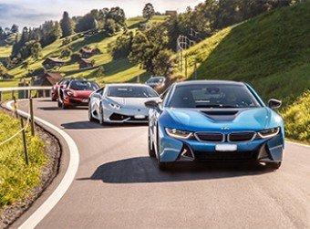 Мартовские продажи новых легковых автомобилей