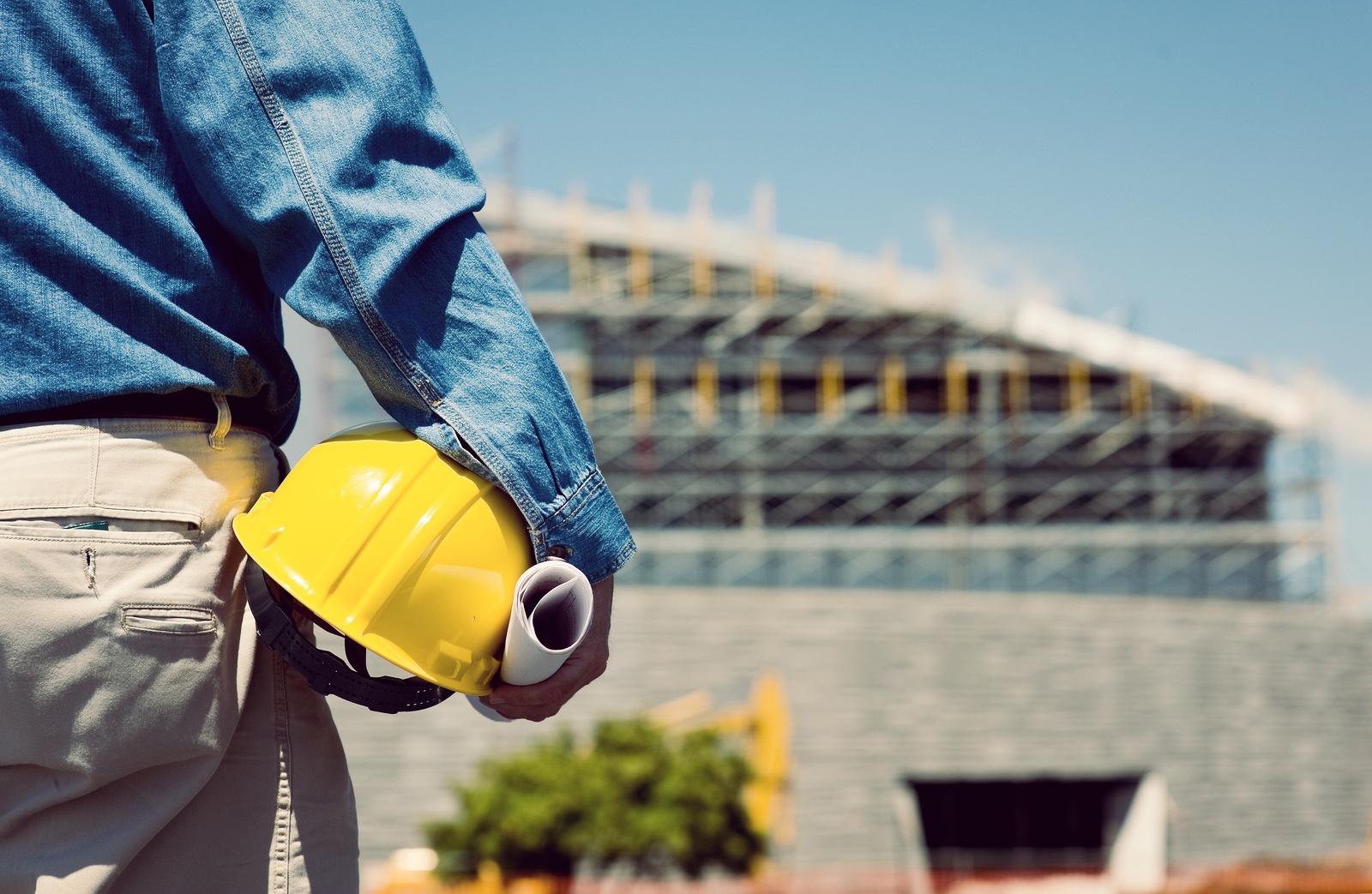 Строительные работы в Украине за июнь 2019 года