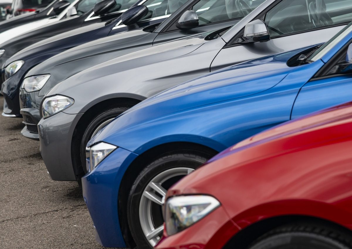 Рынок авто с пробегом в сентябре 2020 года