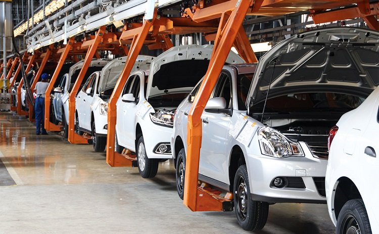 Увеличение автомобильной промышленности в Украине