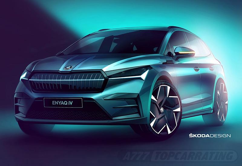 ТОП-5 электромобилей 2021 года